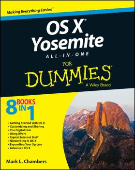 Читать OS X Yosemite All-in-One For Dummies - Mark Chambers L.