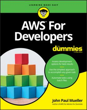 Читать AWS for Developers For Dummies - John Mueller Paul