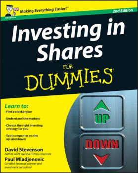 Читать Investing in Shares For Dummies - Paul  Mladjenovic