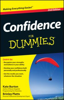 Читать Confidence For Dummies - Kate  Burton