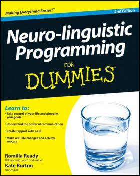 Читать Neuro-linguistic Programming For Dummies - Kate  Burton