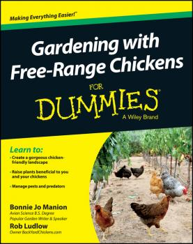 Читать Gardening with Free-Range Chickens For Dummies - Robert Ludlow T.