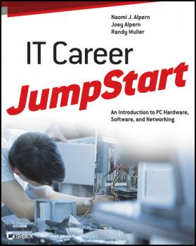 Читать IT Career JumpStart. An Introduction to PC Hardware, Software, and Networking - Joey  Alpern