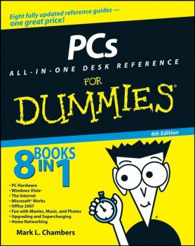 Читать PCs All-in-One Desk Reference For Dummies - Mark Chambers L.