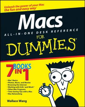 Читать Macs All-in-One Desk Reference For Dummies - Wallace  Wang