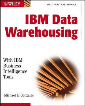 Читать IBM Data Warehousing. with IBM Business Intelligence Tools - Michael Gonzales L.