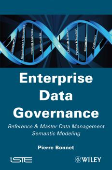 Читать Enterprise Data Governance. Reference and Master Data Management Semantic Modeling - Pierre  Bonnet