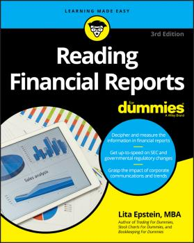 Читать Reading Financial Reports For Dummies - Lita  Epstein