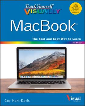 Читать Teach Yourself VISUALLY MacBook - Guy  Hart-Davis