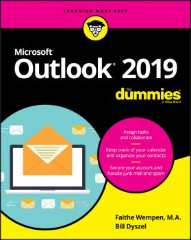Читать Outlook 2019 For Dummies - Bill  Dyszel