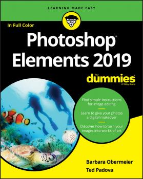 Читать Photoshop Elements 2019 For Dummies - Barbara  Obermeier