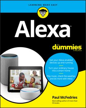 Читать Alexa For Dummies - Paul  McFedries