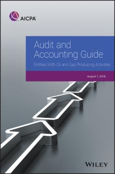 Читать Audit and Accounting Guide: Entities With Oil and Gas Producing Activities, 2018 - AICPA