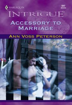 Читать Accessory To Marriage - Ann Peterson Voss
