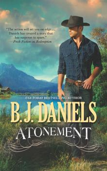 Читать Atonement - B.J.  Daniels