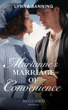 Читать Marianne's Marriage Of Convenience - Lynna  Banning