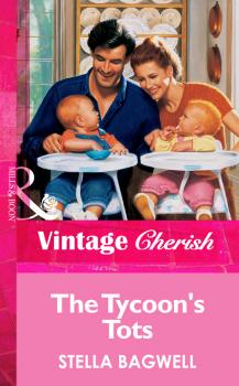 Читать The Tycoon's Tots - Stella  Bagwell