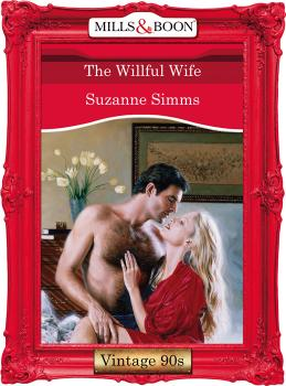 Читать The Willful Wife - Suzanne  Simms