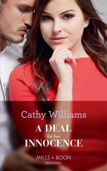 Читать A Deal For Her Innocence - CATHY  WILLIAMS