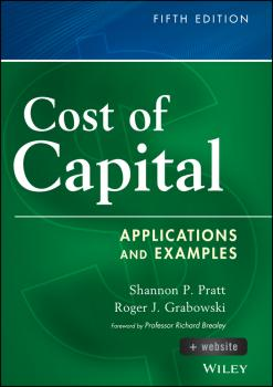 Читать Cost of Capital. Applications and Examples - Richard A. Brealey