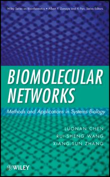 Читать Biomolecular Networks. Methods and Applications in Systems Biology - Luonan  Chen