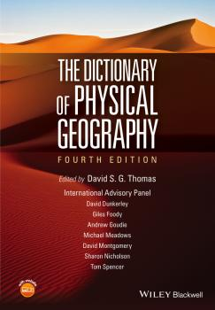 Читать The Dictionary of Physical Geography - David S. G. Thomas