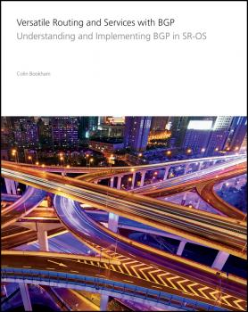Читать Versatile Routing and Services with BGP. Understanding and Implementing BGP in SR-OS - Colin  Bookham