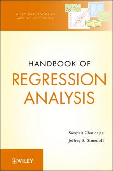 Читать Handbook of Regression Analysis - Samprit  Chatterjee