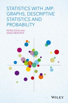 Читать Statistics with JMP. Graphs, Descriptive Statistics and Probability - Peter  Goos