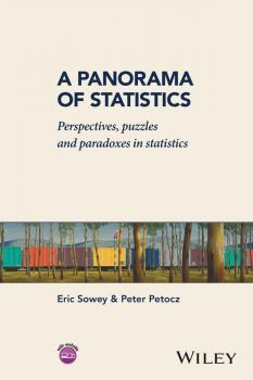 Читать A Panorama of Statistics. Perspectives, Puzzles and Paradoxes in Statistics - Peter  Petocz