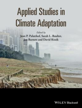 Читать Applied Studies in Climate Adaptation - David  Rissik