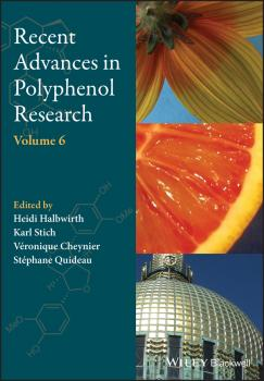 Читать Recent Advances in Polyphenol Research - Stephane  Quideau