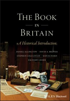 Читать The Book in Britain. A Historical Introduction - Sian  Echard