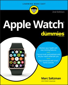 Читать Apple Watch For Dummies - Marc  Saltzman