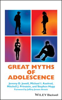 Читать Great Myths of Adolescence - Stephen  Hupp