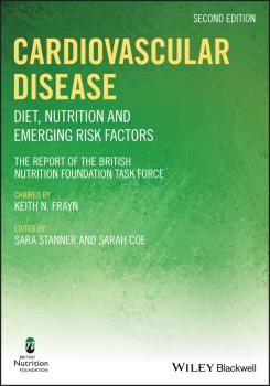 Читать Cardiovascular Disease. Diet, Nutrition and Emerging Risk Factors - Sara  Stanner