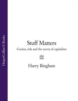 Читать Stuff Matters: Genius, Risk and the Secret of Capitalism - Harry  Bingham