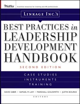 Читать Linkage Inc's Best Practices in Leadership Development Handbook - Marshall Goldsmith