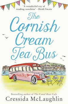 Читать The Cornish Cream Tea Bus - Cressida  McLaughlin