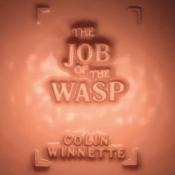 Читать Job of the Wasp - Colin Winnette