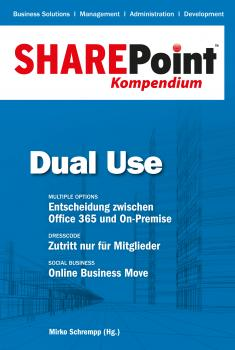 Читать SharePoint Kompendium - Bd. 5: Dual Use - Отсутствует
