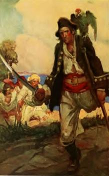Читать Treasure Island - Robert Louis Stevenson