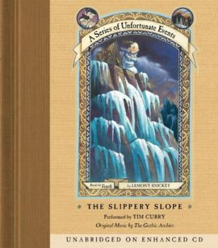 Читать Series of Unfortunate Events #10: The Slippery Slope - Lemony Snicket