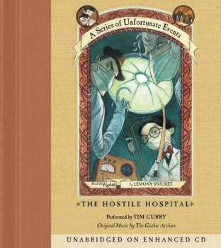 Читать Series of Unfortunate Events #8: The Hostile Hospital - Lemony Snicket