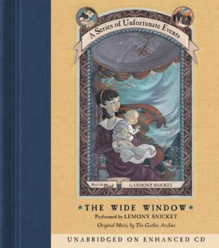 Читать Series of Unfortunate Events #3: The Wide Window - Lemony Snicket
