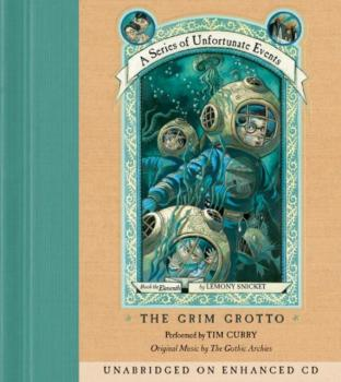 Читать Series of Unfortunate Events #11: The Grim Grotto - Lemony Snicket