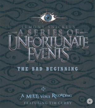 Читать Series of Unfortunate Events #1 Multi-Voice, A: The Bad Beginning - Lemony Snicket