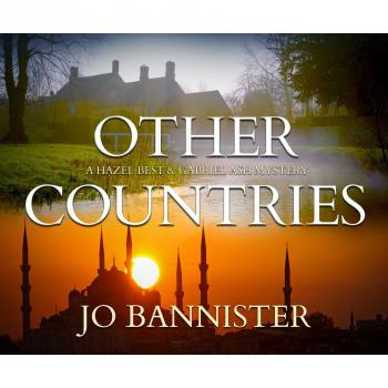 Читать Other Countries - Gabriel Ash 4 (Unabridged) - Jo Bannister