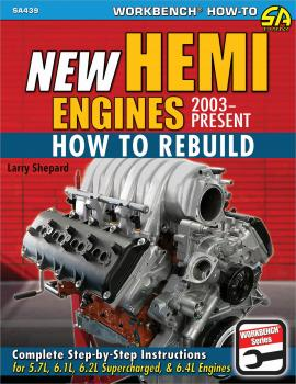 Читать New Hemi Engines 2003-Present - Larry Shepard