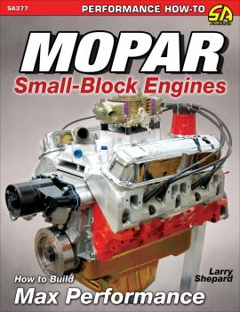 Читать Mopar Small-Blocks - Larry Shepard